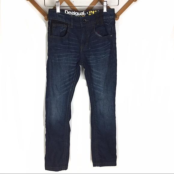 Desigual Other - Desigual   Boys Jeans Size 7-8 Slim Fit